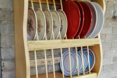 large plate rack