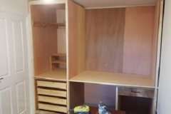 a bit further along, with drawers, and the desktop